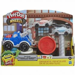 Camion Grua Wheels Play-Doh - Imagen 1