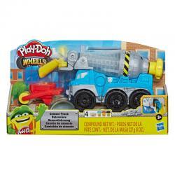 Camion de Cemento Wheels Play-Doh - Imagen 1