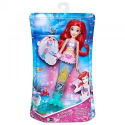 Muñeca Brillo de Luz Ariel La Sirenita Disney - Imagen 1