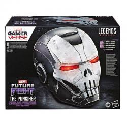 Casco Electronico Punisher Gamer Verse Marvel Legends - Imagen 1
