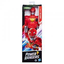 Figura Beast-X Mode Ranger Rojo Power Rangers Beast Morphers 30cm - Imagen 1