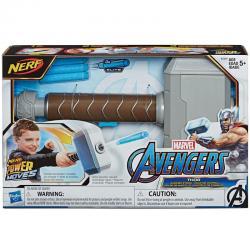 Lanzador Martillo Thor Vengadores Marvel Nerf - Imagen 1