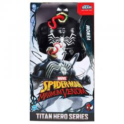 Figura Titan Venom Marvel 35cm - Imagen 1