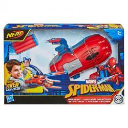 Lanzador Aracnido Spiderman Marvel Nerf - Imagen 1