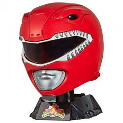 Casco Red Ranger Power Ranger - Imagen 1