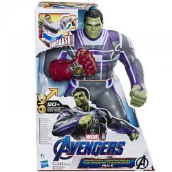 Figura Español Hulk Puño Poderoso Vengadores Marvel 35cm - Imagen 1