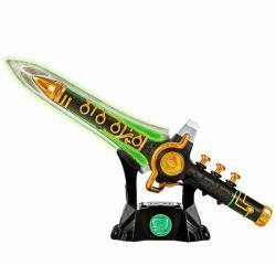 Replica Green Dragon Dagger Power Rangers - Imagen 1
