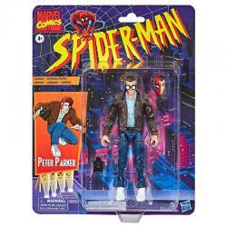 Figura Peter Parker Spiderman Marvel 15cm - Imagen 1