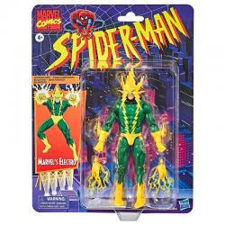 Figura Marvel Electro Spiderman Marvel 15cm - Imagen 1