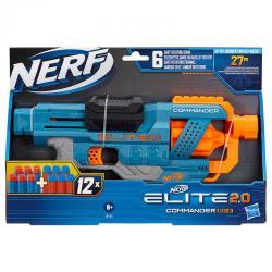 Lanzador Commander RC-6 Elite Nerf - Imagen 1
