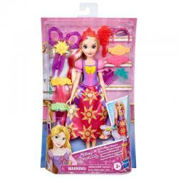 Muñeca Rapunzel Corte y Peinado Disney - Imagen 1