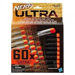 Recarga 60 dardos Lanzador Ultra Nerf - Imagen 1