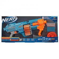 Lanzador Shockwave RD-15 Elite 2.0 Nerf - Imagen 1