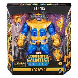 Figura Thanos The Infinity Gauntlet Marvel Legends 15cm - Imagen 1