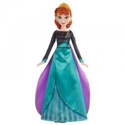 Muñeca Reina Anna Frozen 2 Disney - Imagen 1