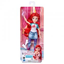 Muñeca Ariel Comfy Squad Princesas Disney - Imagen 1