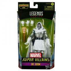 Figura Dr. Doom Marvel Legends 15cm - Imagen 1
