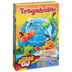 Juego Tragabolas viaje - Imagen 1