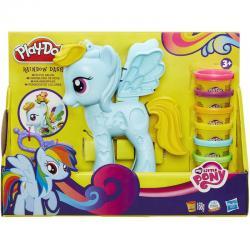 Rainbow Dash My Pequeño Pony Play-Doh - Imagen 1