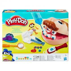 Dentista Bromista Play-Doh - Imagen 1