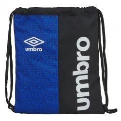 Saco Umbro Black & Blue 40cm - Imagen 1