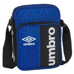 Bandolera Umbro Black & Blue - Imagen 1