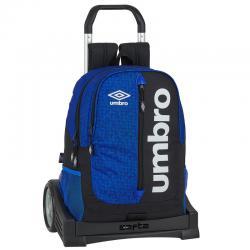 Trolley Umbro Black & Blue 44cm - Imagen 1