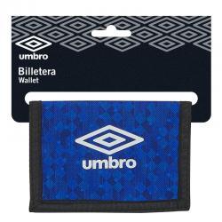 Billetero Umbro Black & Blue - Imagen 1
