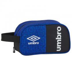 Neceser Umbro Black & Blue adaptable - Imagen 1