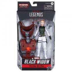 Figura Legends Yelena Belova Black Widow Marvel 15cm - Imagen 1