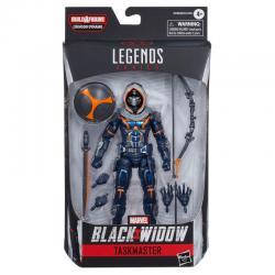 Figura Taskmaster Black Widow Legends Series Marvel - Imagen 1