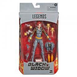 Figura Black Widow Legends Series Marvel - Imagen 1