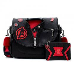 Bolso Black Widow Marvel Loungefly - Imagen 1