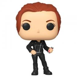 Figura POP Marvel Black Widow Street - Imagen 1