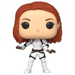 Figura POP Marvel Black Widow White Suit - Imagen 1
