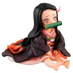 Estatua Nezuko Palm Size Edition Demon Slayer Kimetsu no Yaiba - Imagen 1