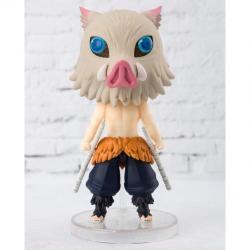Figura Inosuke Hashibira Demon Slayer Kimetsu no Yaiba 9cm - Imagen 1