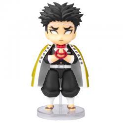 Figura Gyomei Himejima Demon Slayer Kimetsu No Yaiba 10cm - Imagen 1