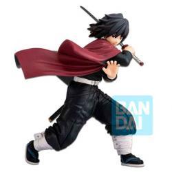 Figura Giyu Tomioka The Second Demon Slayer Kimetsu no Yaiba 15cm - Imagen 1