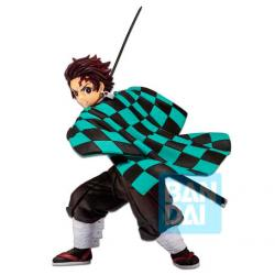Figura Tanjiro Kamado The Second Demon Slayer Kimetsu no Yaiba 13cm - Imagen 1