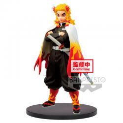 Figura Kyojuro Rengoku Demon Slayer Kimetsu no Yaiba 15cm - Imagen 1