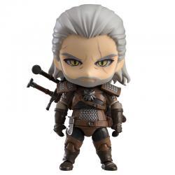 Figura Nendoroid Geralt de Rivia The Witcher 3 Wild Hunt 10cm - Imagen 1
