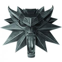 Replica emblema lobo Geralt de Rivia The Witcher - Imagen 1