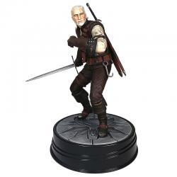 Estatua Geralt de Rivia The Witcher 3: Wild Hunt 20cm - Imagen 1