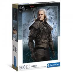 Puzzle The Witcher 500pzs - Imagen 1