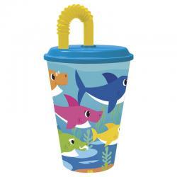 Vaso caña Baby Shark - Imagen 1