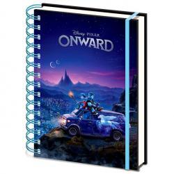 Cuaderno A5 Onward Disney - Imagen 1
