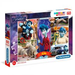 Puzzle Onward Disney 60pzs - Imagen 1