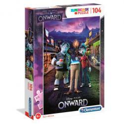 Puzzle Onward Disney 104pzs - Imagen 1