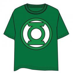 Camiseta Linterna Verde DC Comics adulto - Imagen 1